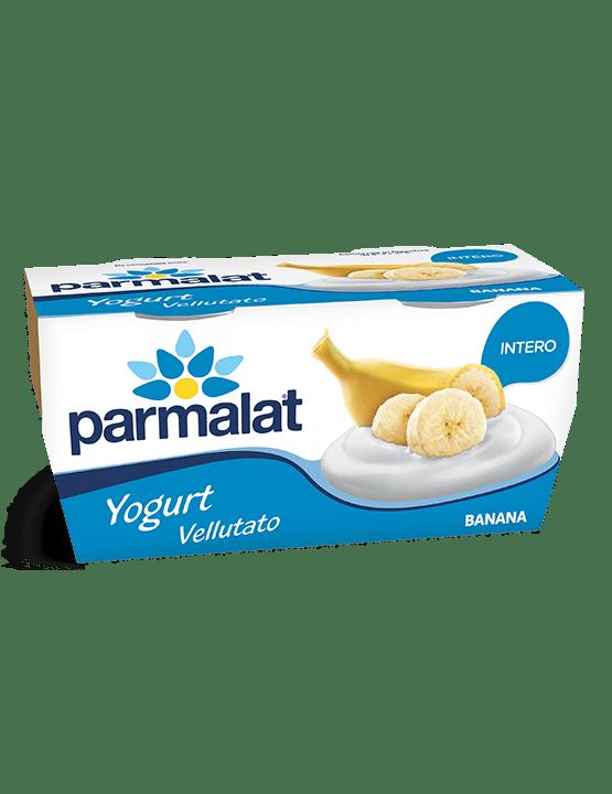 Yogurt Parmalat Banana