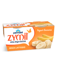 Yogurt Zymil Banana